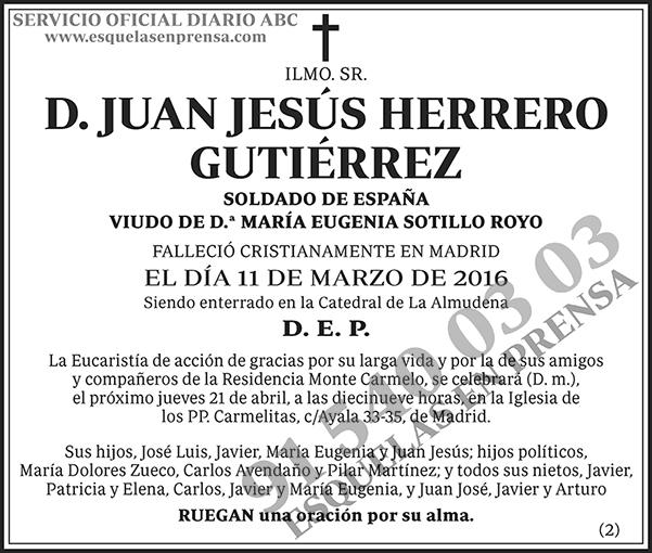 Juan Jesús Herrero Gutiérrez